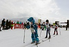 Youngest Koasalauf racers in St. Johann in Tirol